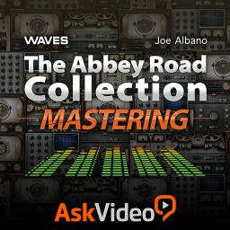 Waves 202Abbey Road Mastering Collection Product Image