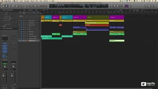 Logic Pro X 103: Core Training: Audio Recording and Editing - Preview Video