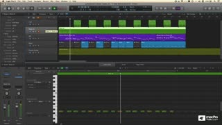 Logic Pro X 104: Core Training: MIDI Recording and Editing - Preview Video