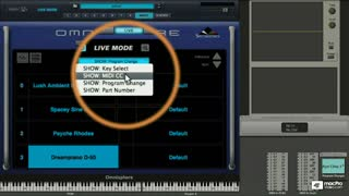 08. Live Mode with MIDI Controller Messages