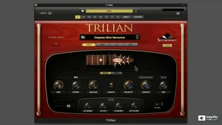 40. Trillian in Omnisphere