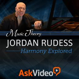 Music Theory 301 Jordan Rudess: Harmony Explored Product Image