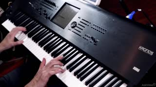 36. Rudess 16th Note Exercise 4