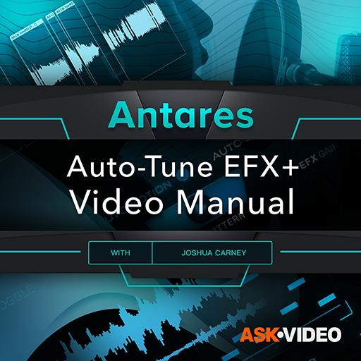 Auto-Tune 101: Auto-Tune EFX+ Video Manual