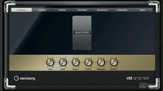 5. VST Amp Rack Amp Models