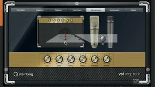 6. VST Amp Rack Microphone Models