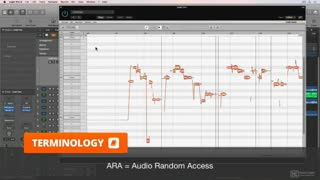 16. Using Melodyne ARA
