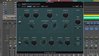 26. Vintage EQ and Compression on Room Mics