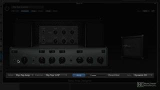 10. Bass Amp Designer
