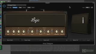 6. Amp Designer - Cab and Microphone Selection