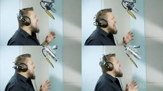 8. Male Rock Vocals