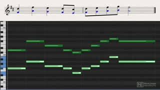 25. Major Diatonic Harmonization - 3rds and 6ths