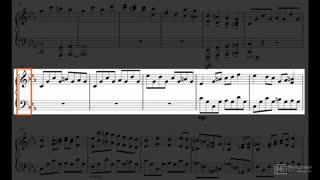 2. Notes on the Staff and Clefs