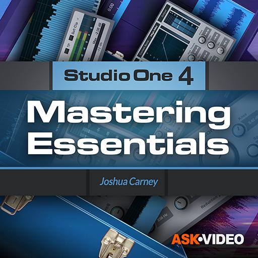 Studio One 4 105: Mastering Essentials