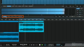 7. Output and Loudness Meter