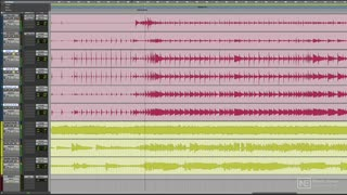 27. EQ and Compression on Overheads and Room Mics