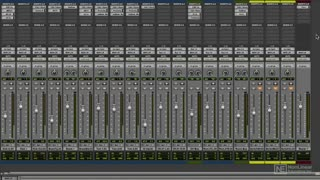 29. Bus Processing with Aux Tracks