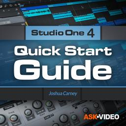 Studio One Course Library : Ask Video