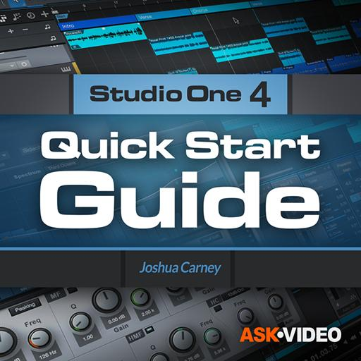 Studio One 4 101: Quick Start Guide