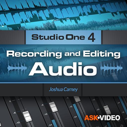 Studio One 4 103: Recording and Editing Audio