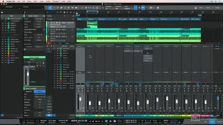 24. Creating a Rough Mix and Exporting