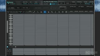 14. Auto-Tune Pro: Graphical Pitch Correction