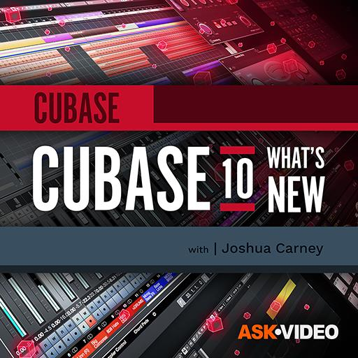 Cubase 10 100: What's New in Cubase 10