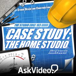 The Studio Edge 103 Case Study: The Home Studio Product Image