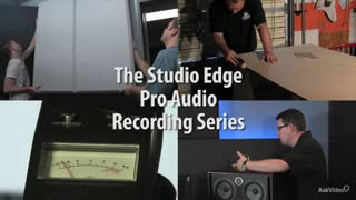 The Studio Edge 103: Case Study: The Home Studio - Preview Video