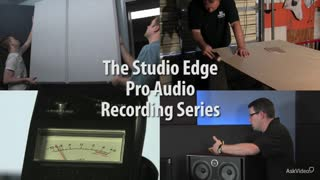 The Studio Edge 101: Planning A Recording Studio - Preview Video