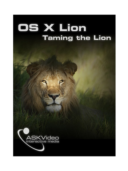 Mac OSX Lion 501 - Mac OSX Lion - Taming the Lion