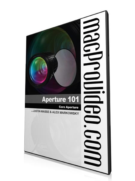 Aperture 101 - Mastering Aperture