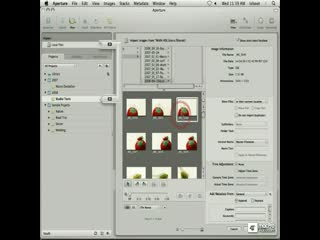 36 Selecting Images To Import