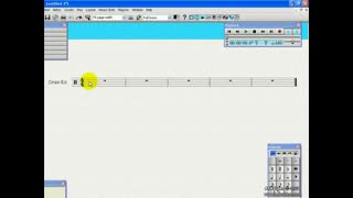 10. Drum Notation: MIDI Entry