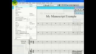 5. Manuscript Paper: Layout