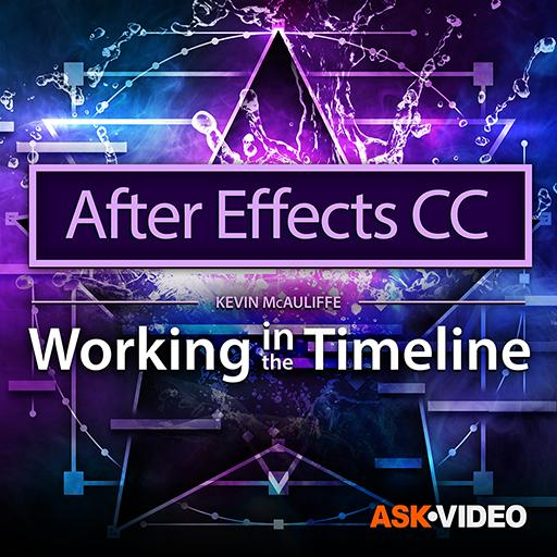 After Effects CC 103: Working in the Timeline