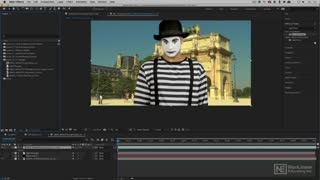 20. Rendering Elements with embedded alphas and mattes