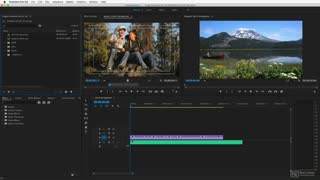 Premiere Pro CC 102: Working in the Timeline - Preview Video