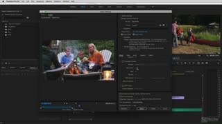 13. Exporting with Timecode Burn-in