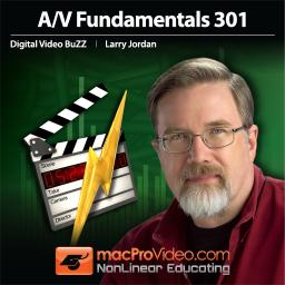 A/V Fundamentals 301 Digital Production BuZZ Product Image