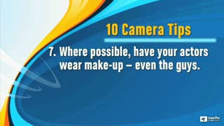 10. Make-up