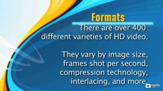 02. HD Video Formats