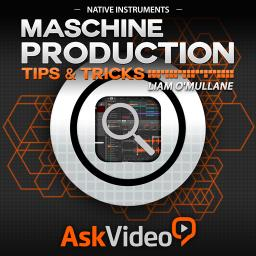 Maschine 2.0 301Production Tips and Tricks Product Image