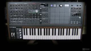 24. MatrixBrute Voice Settings