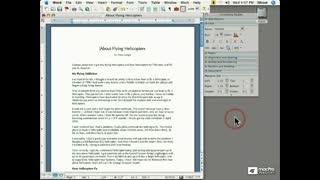 47. Document Formatting