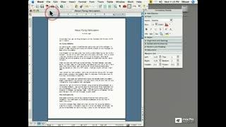 48. The Page Setup Dialog