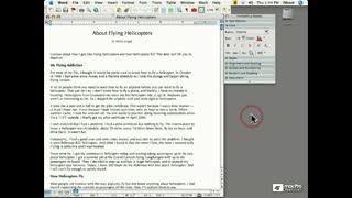 58. Replacing Formatting