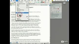 73. Creating A PDF