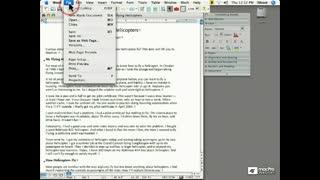 76. E-Mailing A PDF