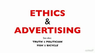 6. Ads & Ethics: Examples